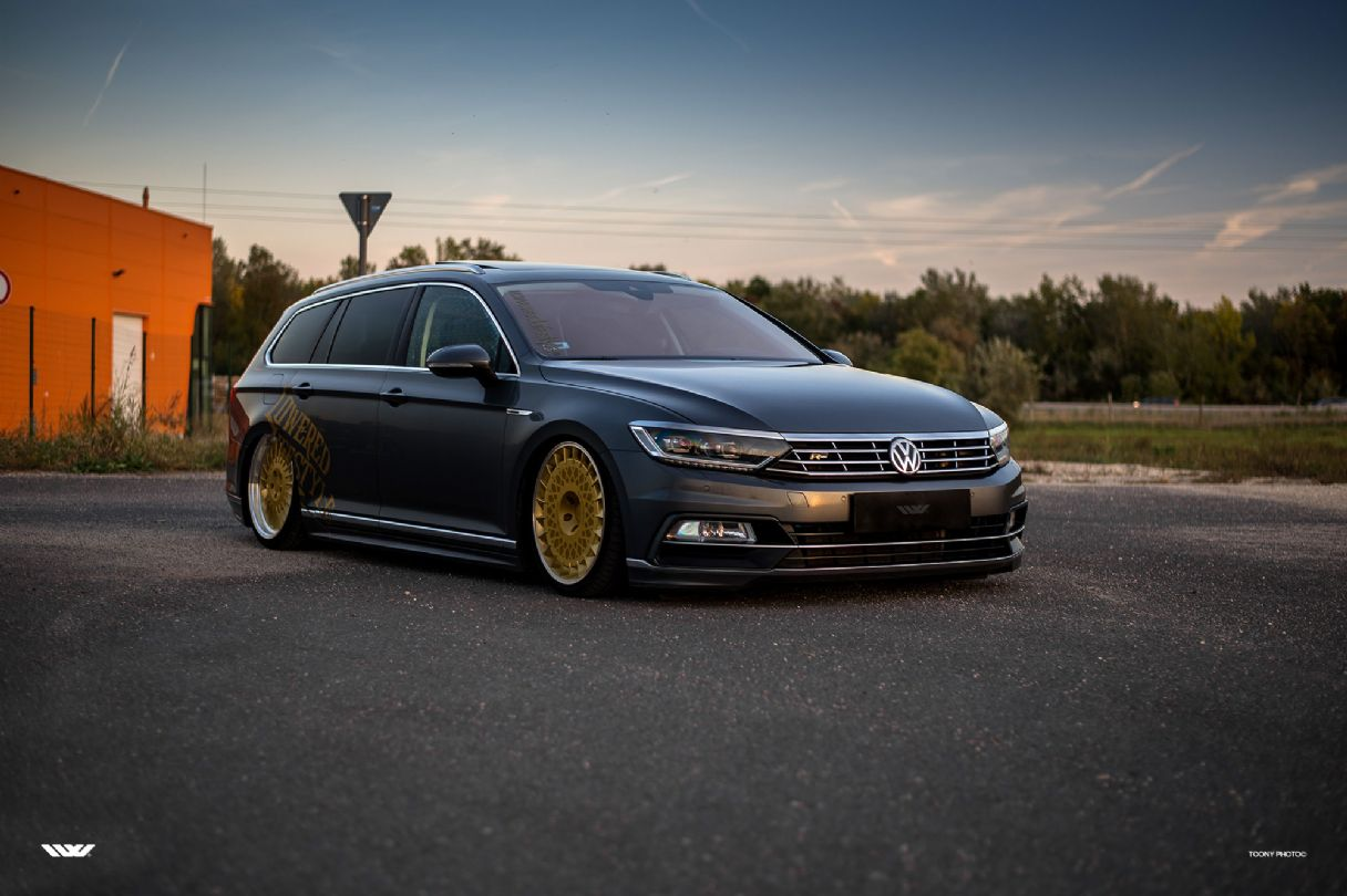 VW Passat Estate