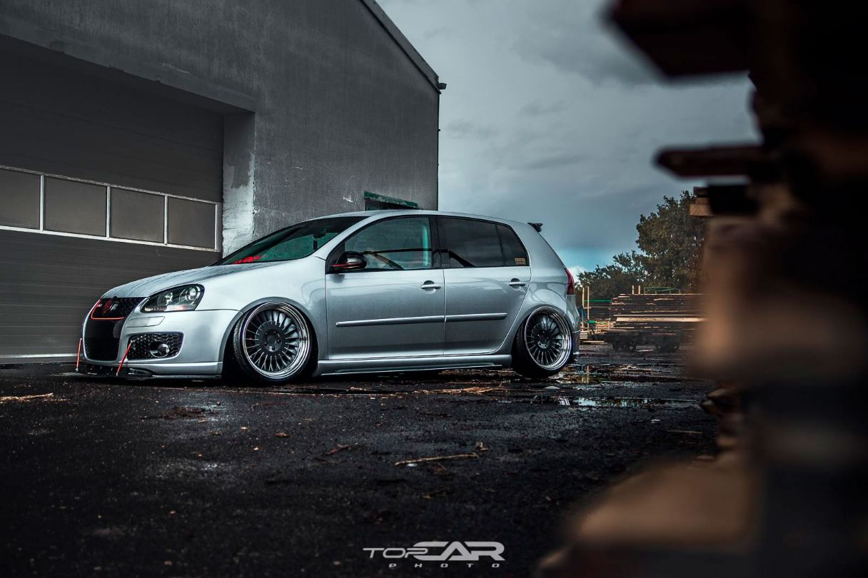 VW Golf GTI MK5CSR Series - CSR1D