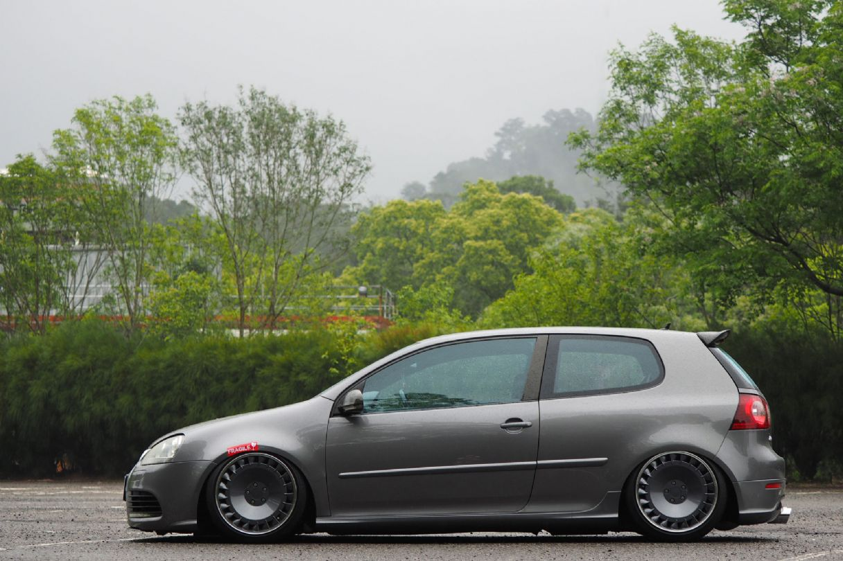 VW Golf R32 CSRD TF
