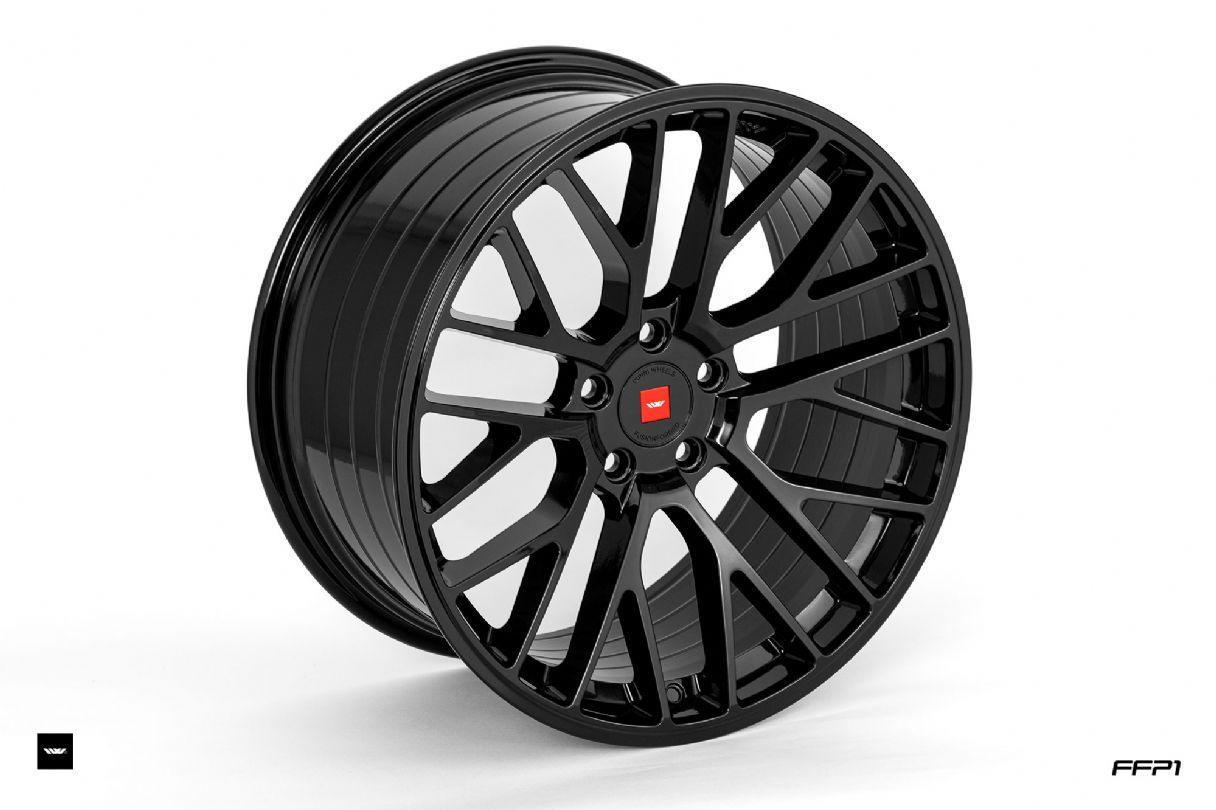 FFP1 CORSA BLACKFFP SERIES - FUSIONFORGED - FFP1