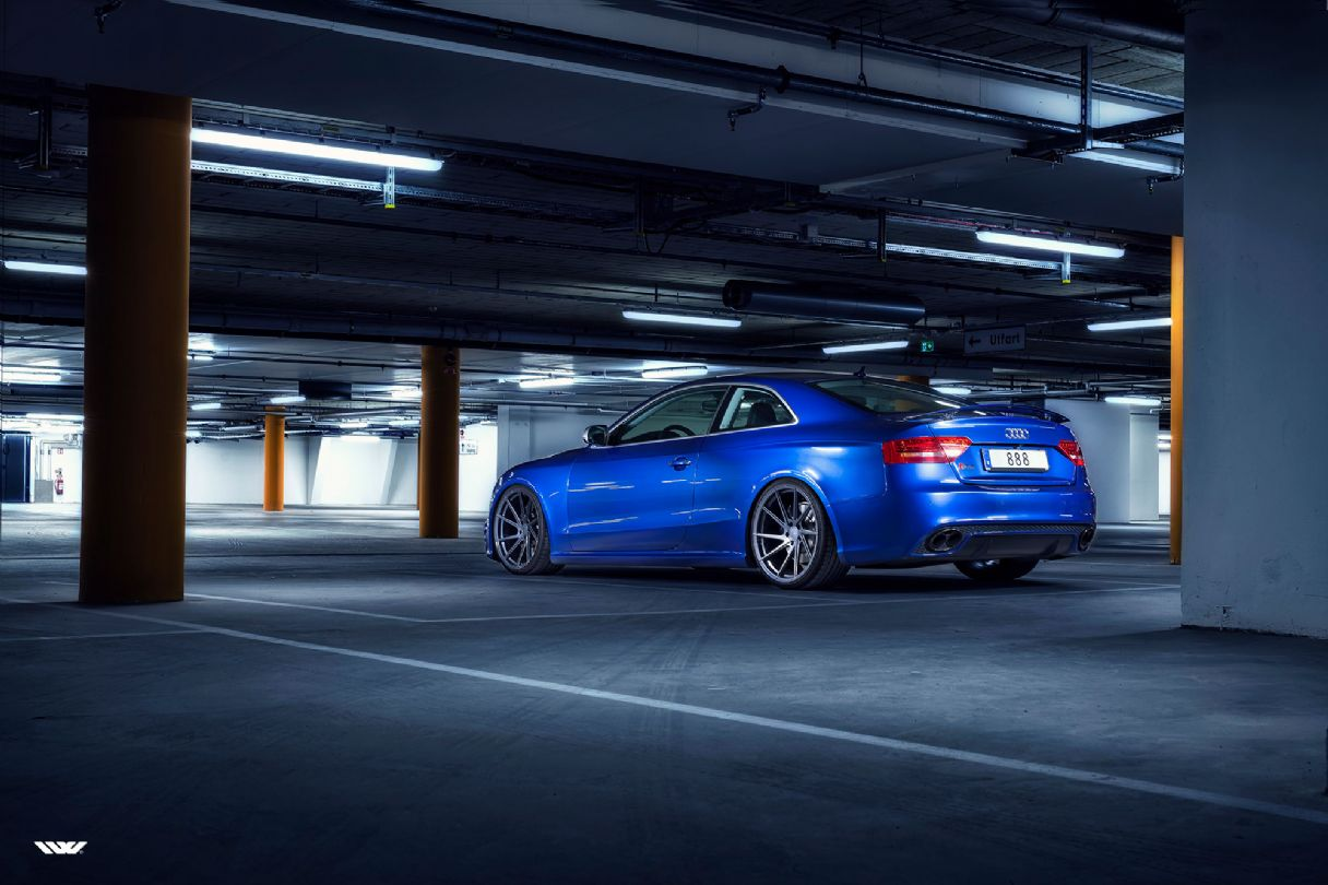 Audi RS5 B8 FFR SERIES - FUSIONFORGED - FFR1D