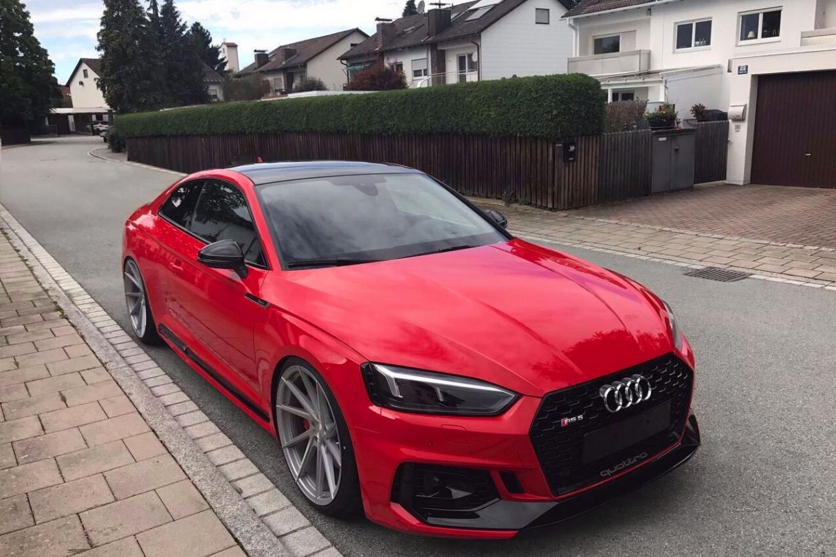 Audi RS5 B9FFR SERIES - FUSIONFORGED - FFR1D