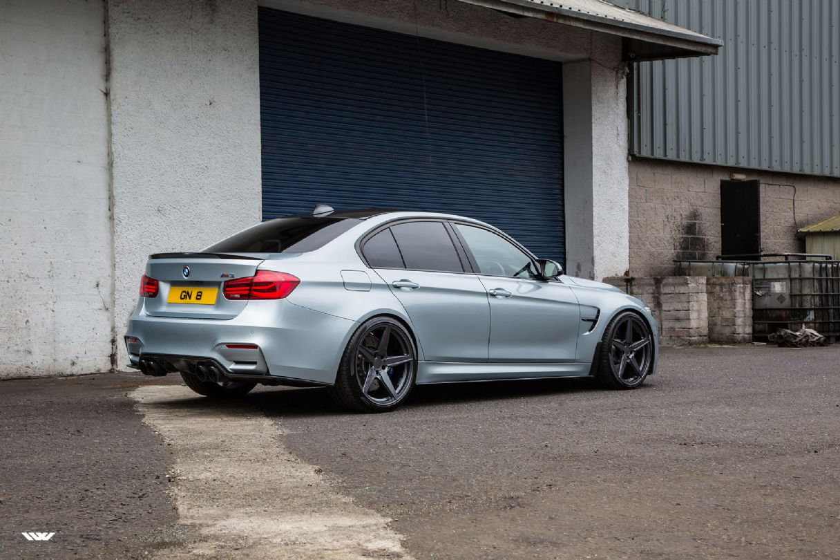 BMW F80 M3 FFR SERIES - FUSIONFORGED - FFR5