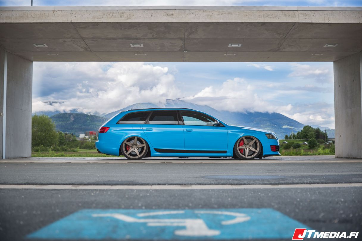 Audi RS6 Avant C6FFR SERIES - FUSIONFORGED - FFR5