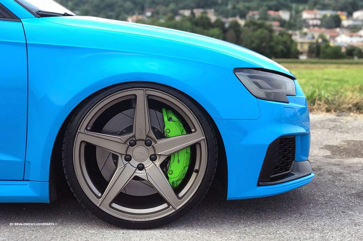 AUDI RS3FFR SERIES - FUSIONFORGED - FFR5