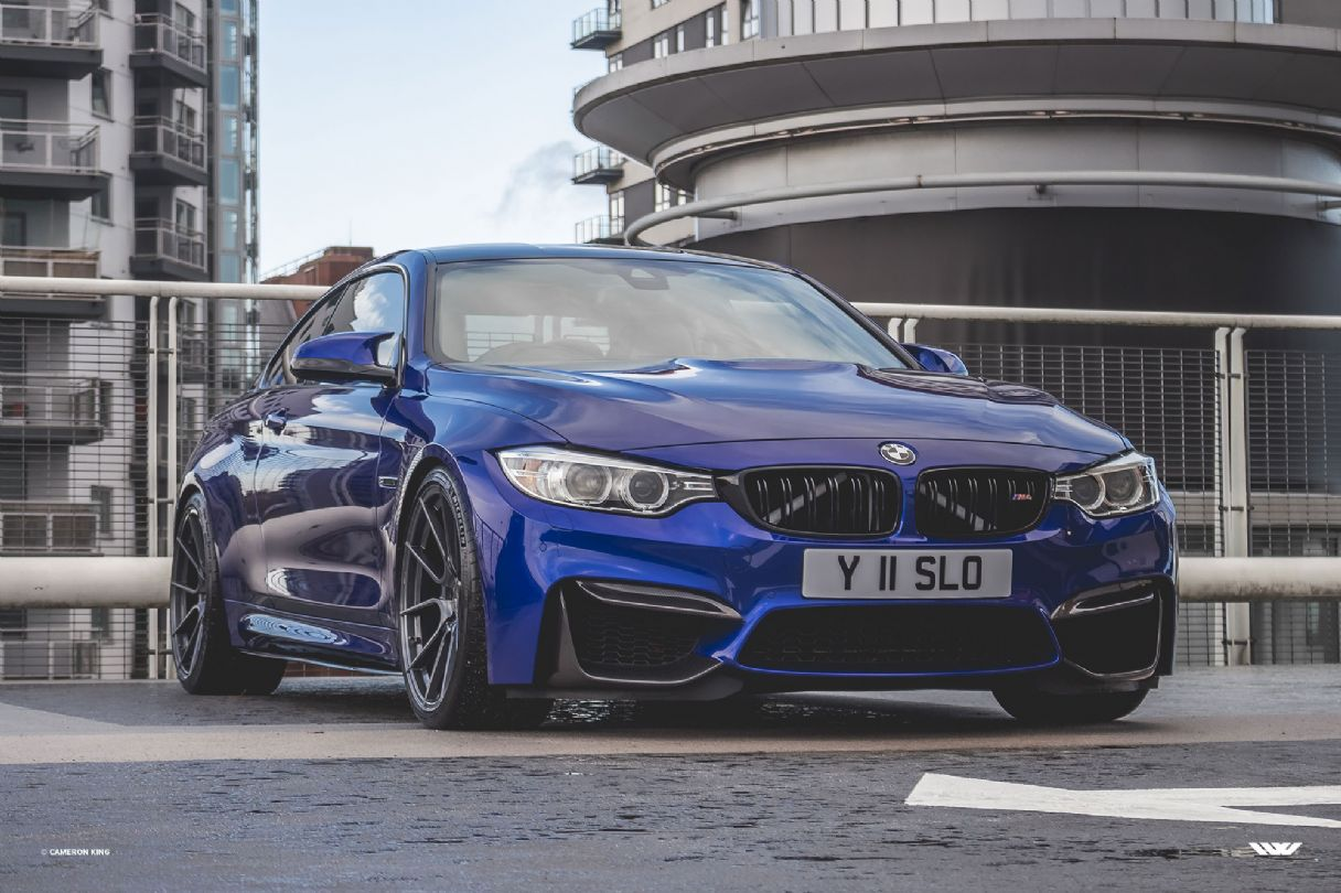 BMW F82 M4FFR SERIES - FUSIONFORGED - FFR6
