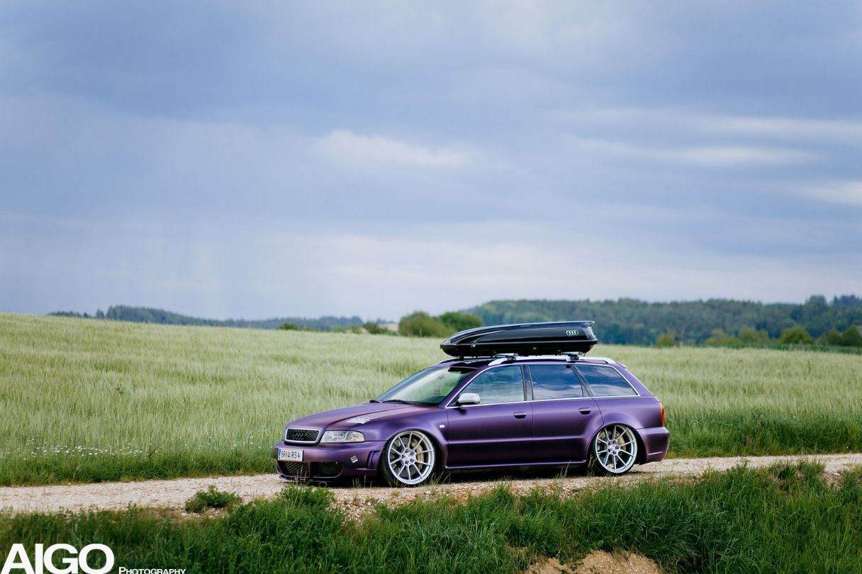 Audi RS4 B5FFR SERIES - FUSIONFORGED - FFR6