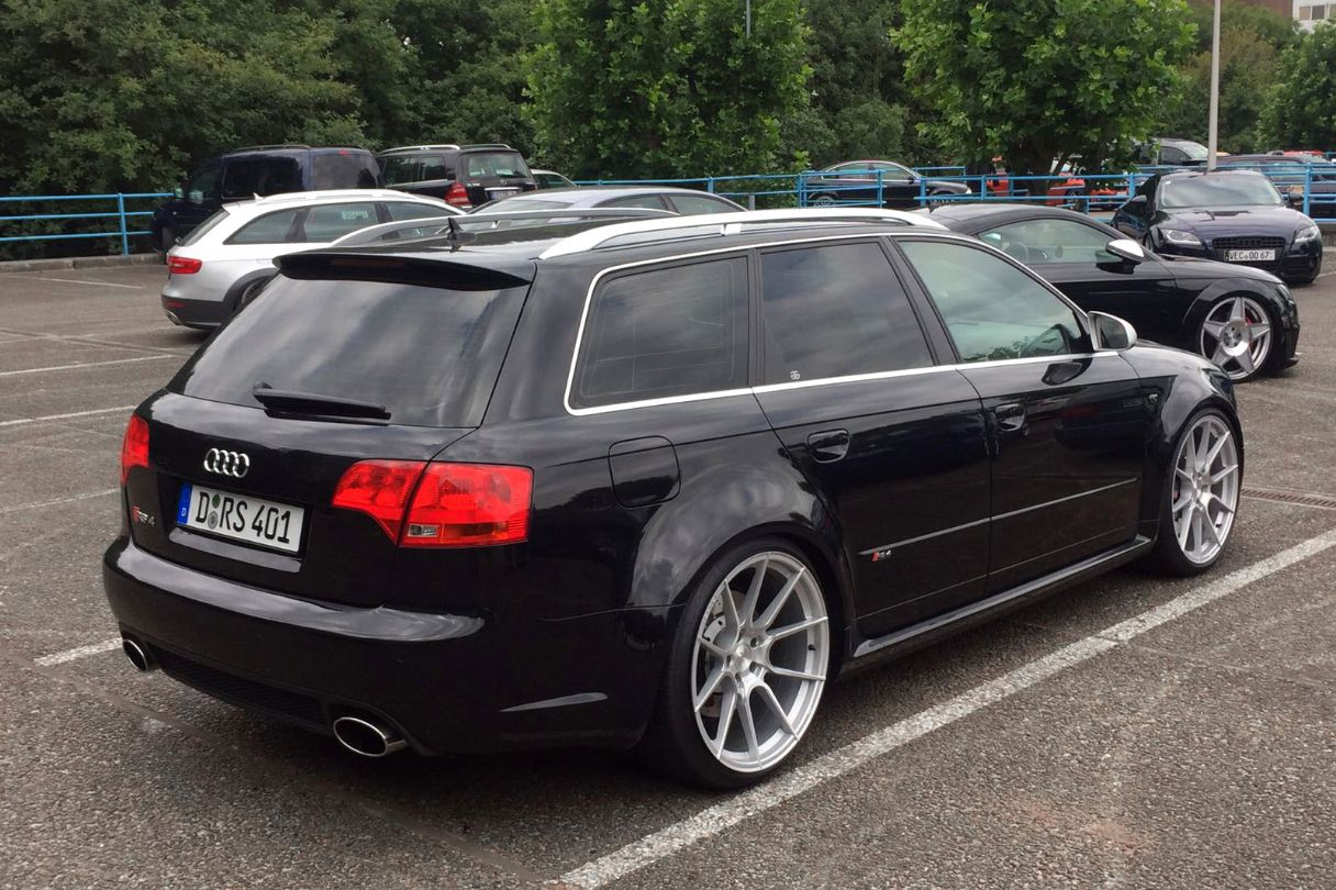 Audi RS4 Avant B7FFR SERIES - FUSIONFORGED - FFR6
