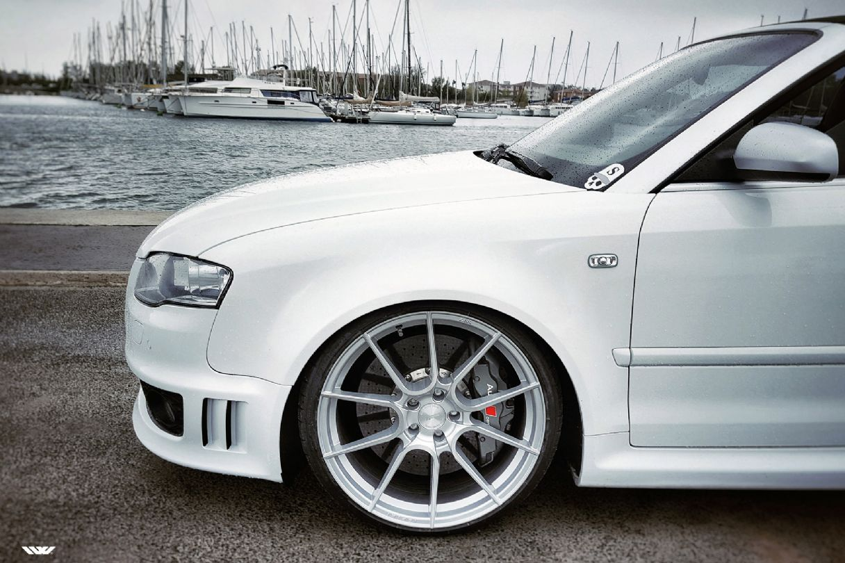 Audi RS4 Cab B7FFR SERIES - FUSIONFORGED - FFR6