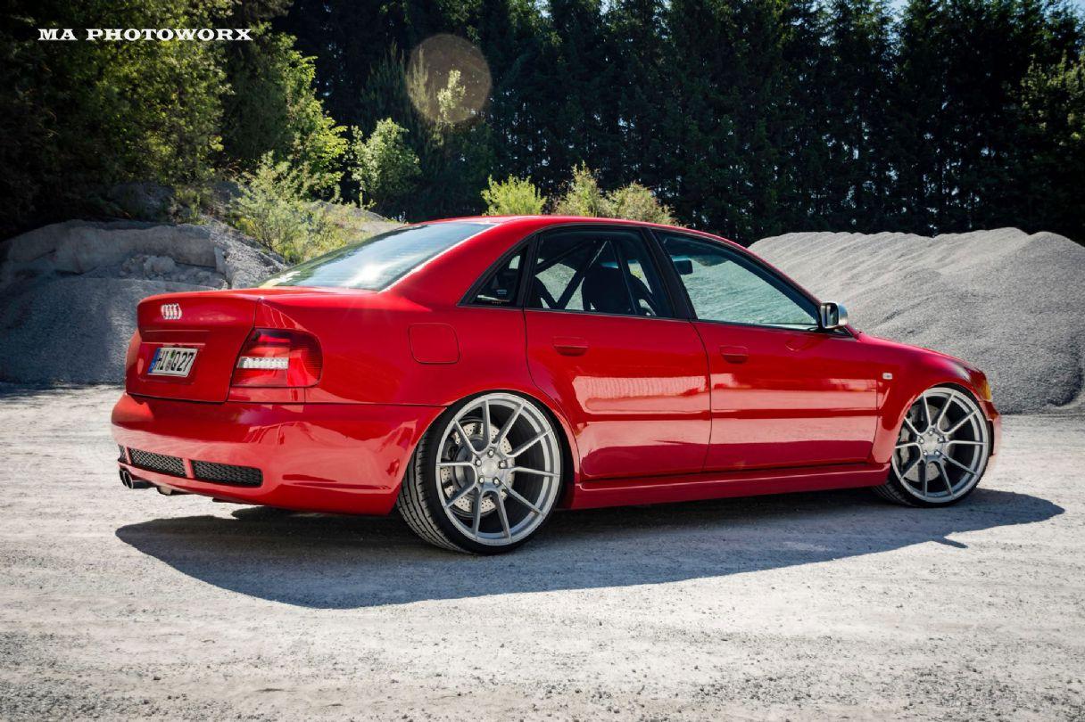 Audi S4 B5 >> Ispiri Wheels