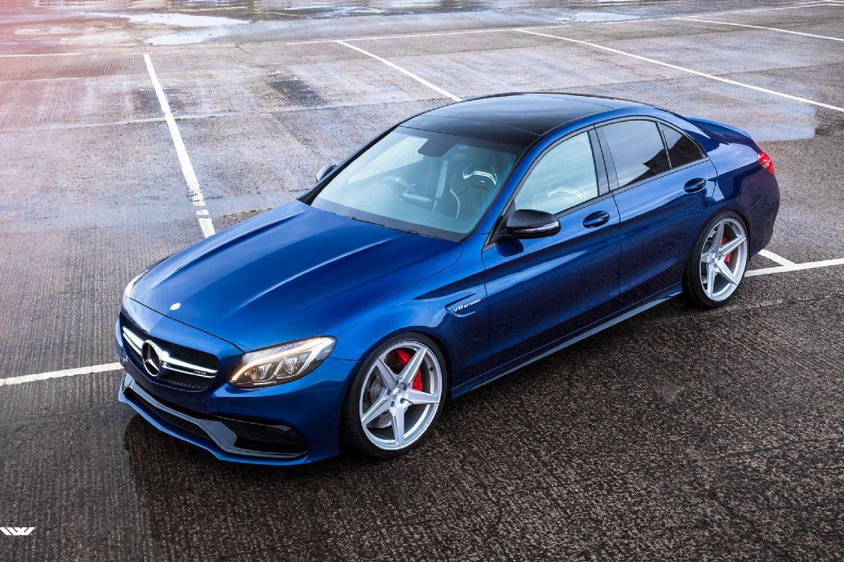 Mercedes C63S SaloonFFR SERIES - FUSIONFORGED - FFR5