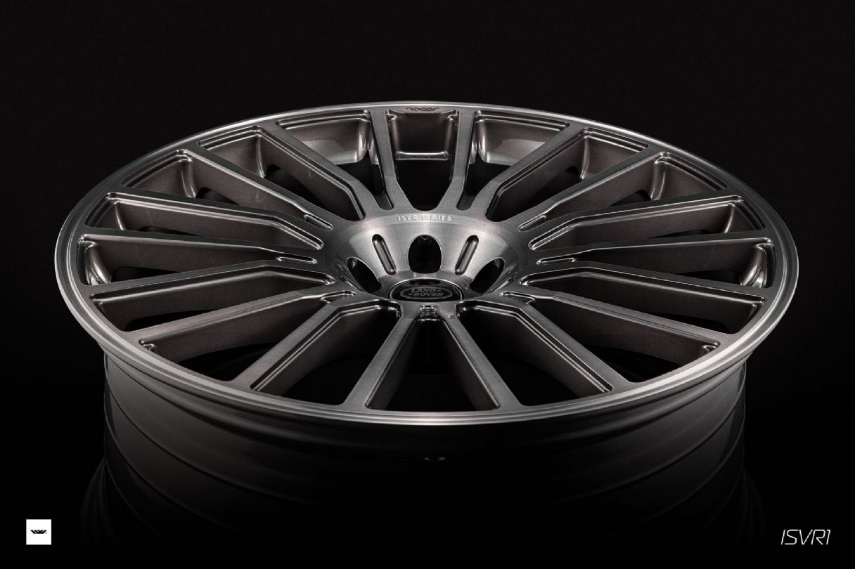 ISVR1 CARBON GREY BRUSHEDISVR SERIES - FUSIONFORGED - ISVR1