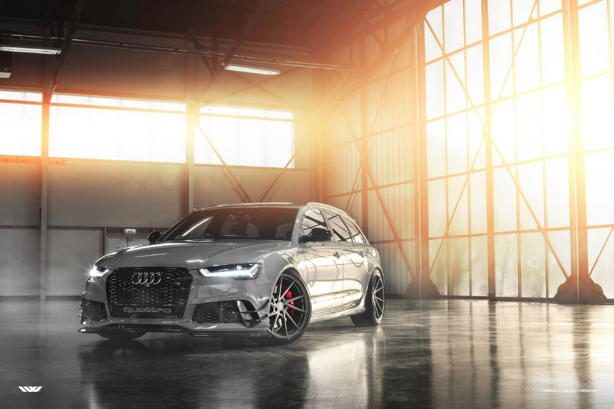 Audi RS6 C7FFR SERIES - FUSIONFORGED - FFR1D