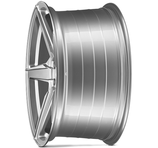 FFR5 PURE SILVER BRUSHED DEEP CONCAVE
