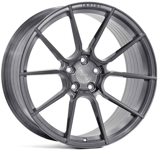 FFR6 FULL BRUSHED CARBON TITANIUM DEEP CONCAVE