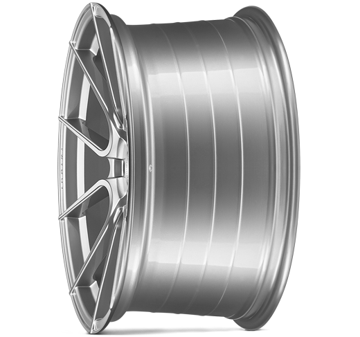 FFR6 PURE SILVER BRUSHED DEEP CONCAVE