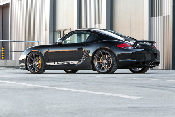 FFR1 IW EXCLUSIVE FULL BRUSHED CARBON TITANIUM CAYMAN R